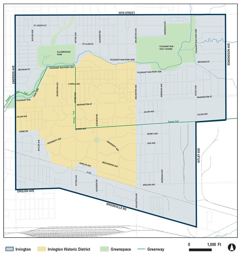 About Irvington - Irvington Development Organization on