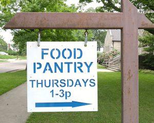 ICAN Food Pantry