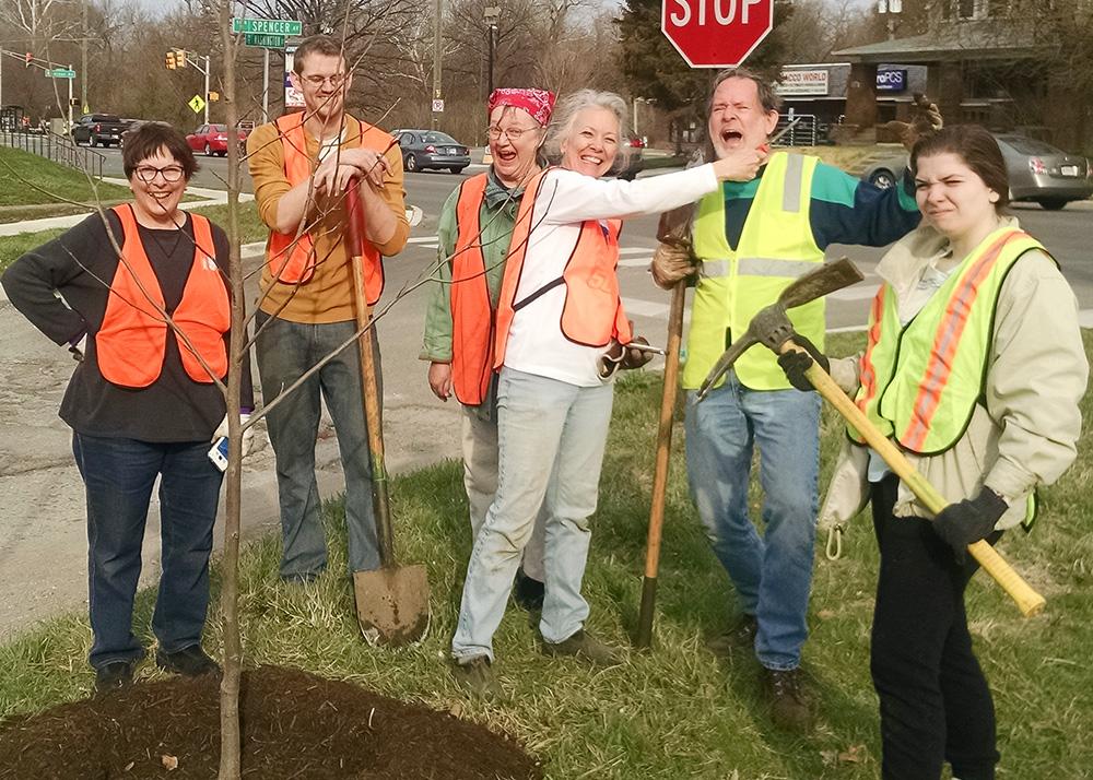 IDO Tree Planting c